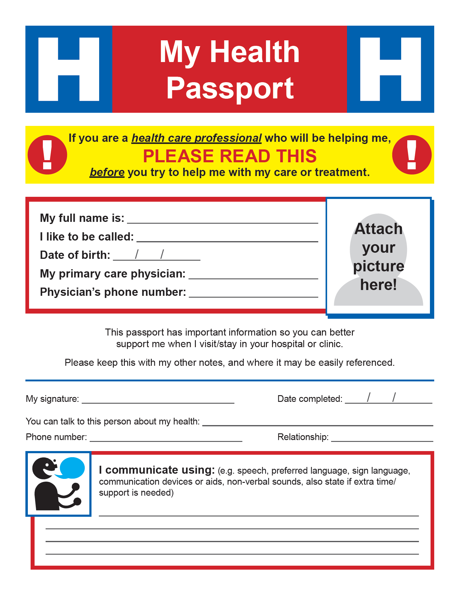 My_Health_Passport