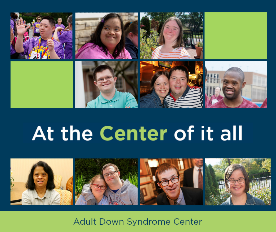 Images of people with Down syndrome